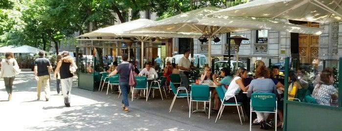 La Bodegueta de Rambla de Catalunya is one of Blog de Barcelona: los mejores sitios!.