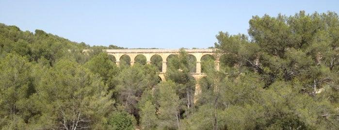 Aqüeducte de les Ferreres | Pont del Diable is one of HOSTAL TORRE MONTESANTO.
