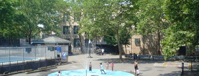 NYC Parks' Free Outdoor Swimming Pools