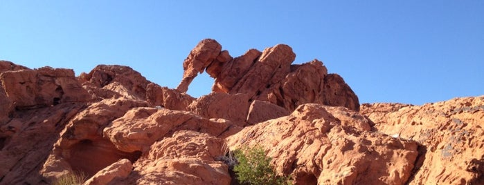 Valley of Fire State Park is one of 🌍 Adventure.