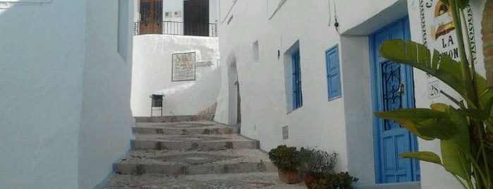 Frigiliana is one of 101 cosas en la Costa del Sol antes de morir.