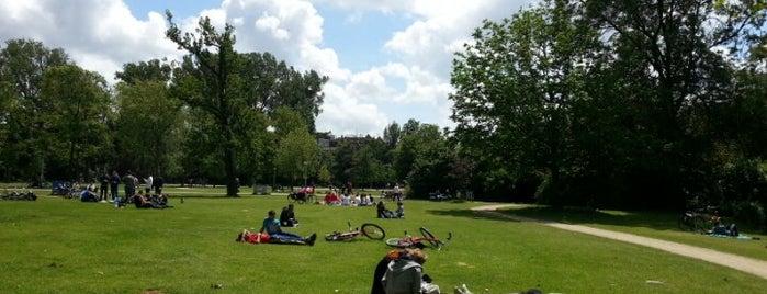 Vondelpark is one of ท่องเที่ยว Amsterdam.