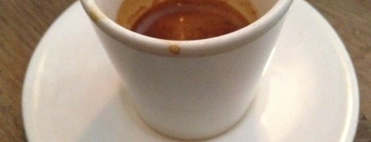 Kaffe 1668 is one of Best expressos in NYC.