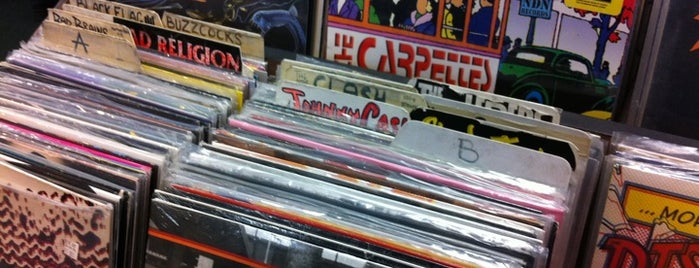 Singles Going Steady is one of Record Stores To Remember.