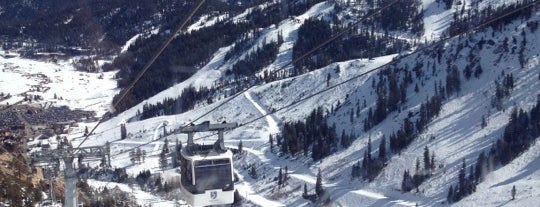 Squaw Valley Ski Resort is one of A.