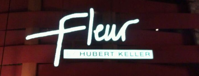 Fleur by Hubert Keller is one of Vegas to do.