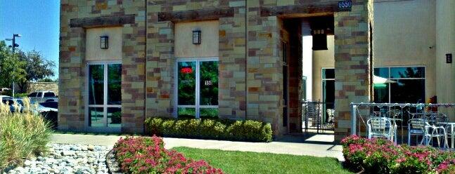 Blu Ginger Thai Cafe is one of Dallas Restaurants List#1.