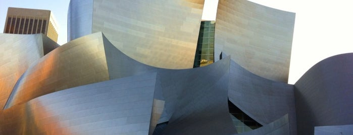 Walt Disney Concert Hall is one of Cool things to see and do in Los Angeles.