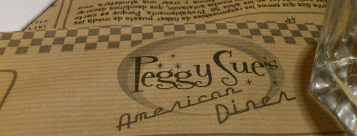 Peggy Sue's is one of Comer en Madrid.