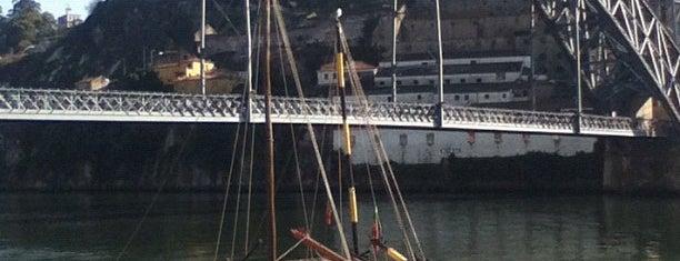 Ponte Dom Luís I is one of Porto, Portugal.