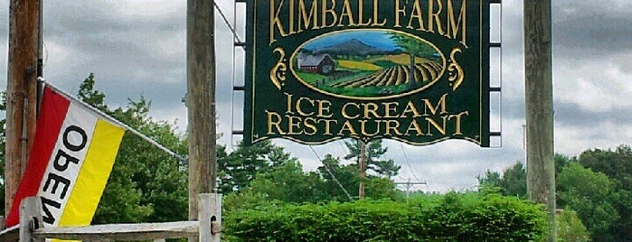 Kimball Farm is one of Local places.
