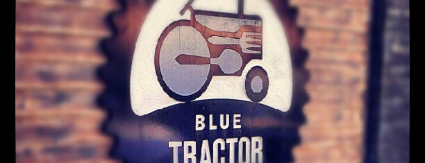 Blue Tractor Cook Shop is one of Michigan Breweries.