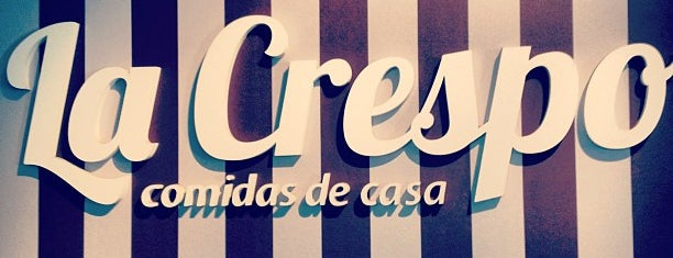 La Crespo is one of Brunch.