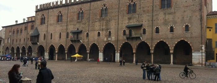 Palazzo Ducale is one of Musei.