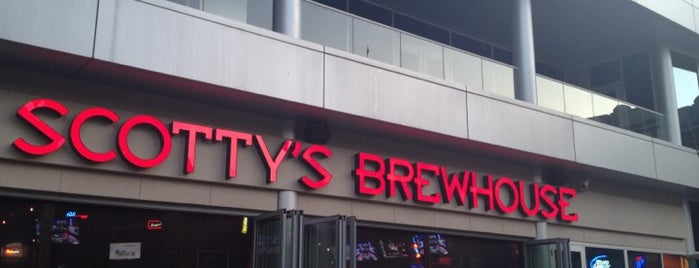 Scotty's Brewhouse is one of Beer Bloggers 2012 Bar Crawl.