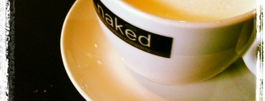 Naked Tea & Coffee Company is one of On the road.