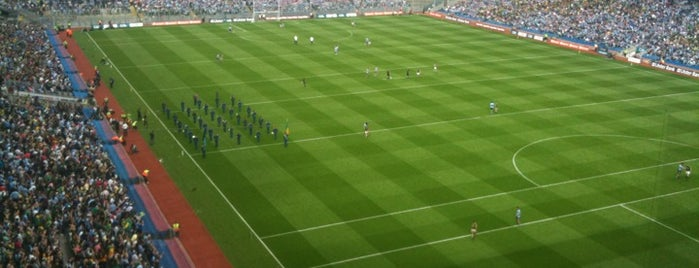 Croke Park is one of Dublin - the ultimate guide.