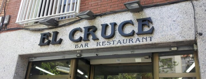 El Cruce is one of A comer y a beber.
