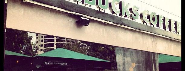 Starbucks is one of Food.