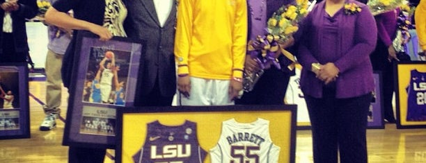 LSU - Pete Maravich Assembly Center (PMAC) is one of Summer Events To Visit....