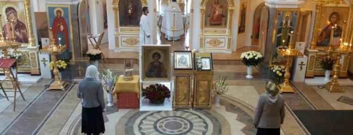 Храм Покрова Божией Матери is one of Православный Петербург/Orthodox Church in St. Pete.
