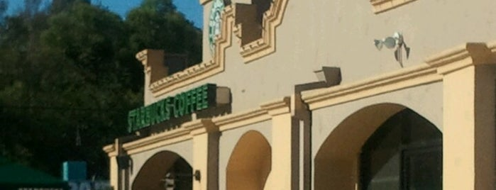 Starbucks is one of WiFi-friendly and/or Laptop-ready in SFValley+.