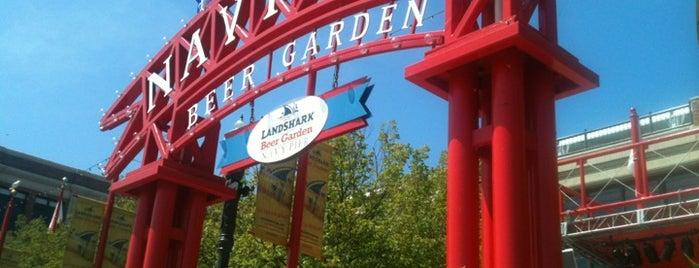 Miller Lite Beer Garden is one of 2 do list # 2.