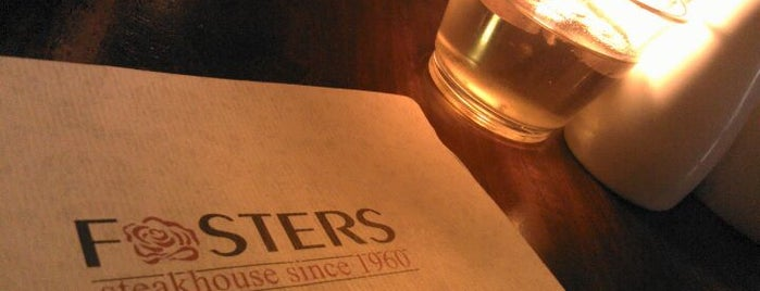 Fosters | An English Rose Cafe is one of Micheenli Guide: Around Holland Village, Singapore.