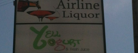 Airline Liquor is one of Retailers.