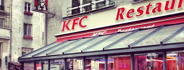 KFC is one of Cibo.