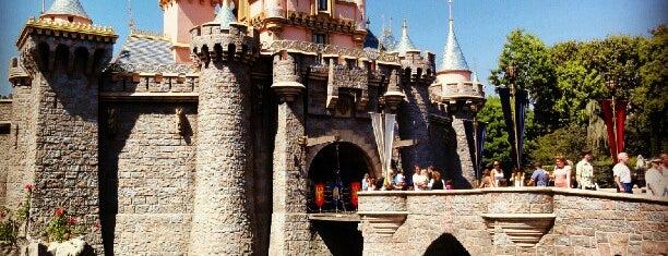 Sleeping Beauty Castle is one of California 2014.