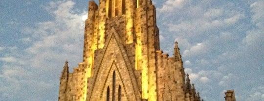 Catedral Nossa Senhora de Lourdes (Catedral de Pedra) is one of Gramado e Canela.