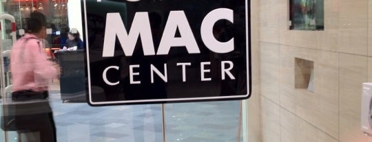 Power Mac Center is one of Electronic Shop.