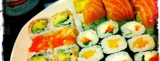 Sushi Maggie is one of Munchen.
