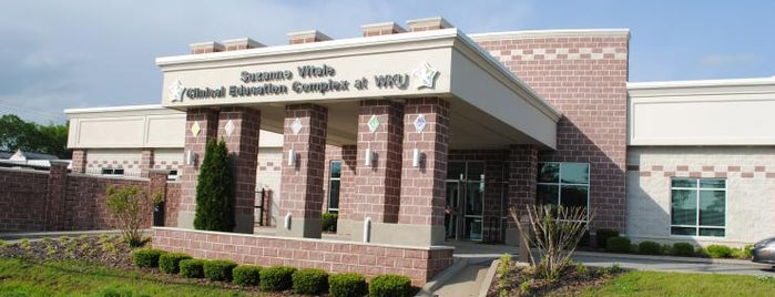 Suzanne Vitale Clinical Education Complex is one of Campus Tour.