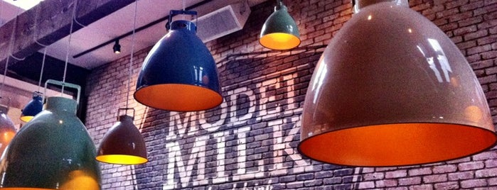 Model Milk is one of Calgary Bites.