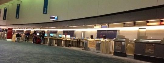 San Francisco International Airport (SFO) is one of San Francisco, my love..