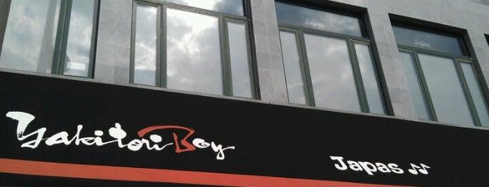 Yakitori Boy & Japas Lounge is one of PSN Sponsor Bars.