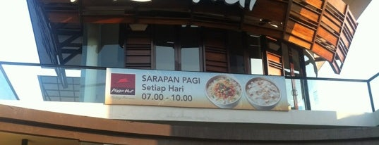 Pizza Hut is one of Ancol.