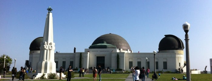 Griffith Observatory is one of Must See Places In LA.