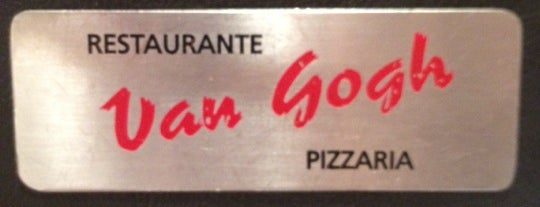 Van Gogh Pizzaria e Restaurante is one of Santos - Gastronomia.