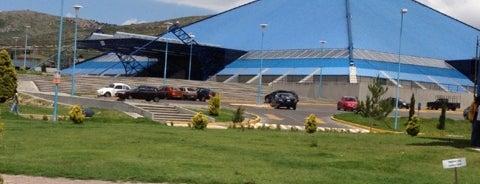 Polideportivo Carlos Martinez Balmori UAEH is one of Lugares para eventos.