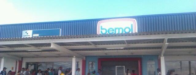 Bemol is one of Lojas Bemol.