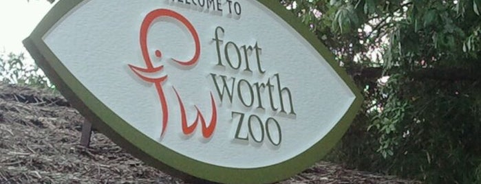 Fort Worth Zoo is one of Metroplex.