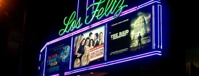 Vintage Los Feliz 3 Cinemas is one of Cool things to see and do in Los Angeles.
