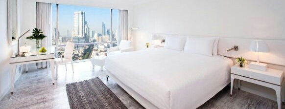 Pullman Bangkok Hotel G is one of Getaway | Hotel.