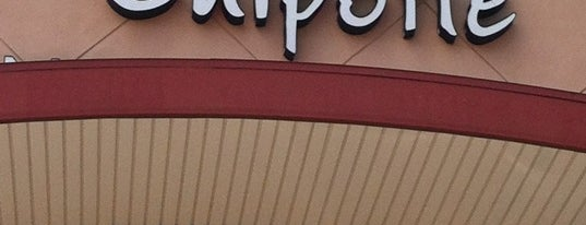 Chipotle Mexican Grill is one of Best Boca Raton Lunch Places.