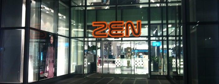 ZEN Department Store is one of Bangkok 曼谷.