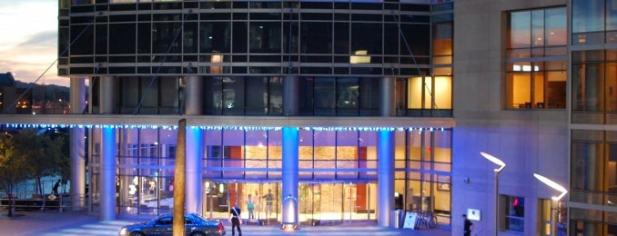 JW Marriott Hotel is one of Top Ten Must See ArtPrize 2012 Venues.