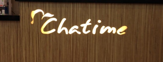 Chatime is one of Restaurant/Foodcourt.